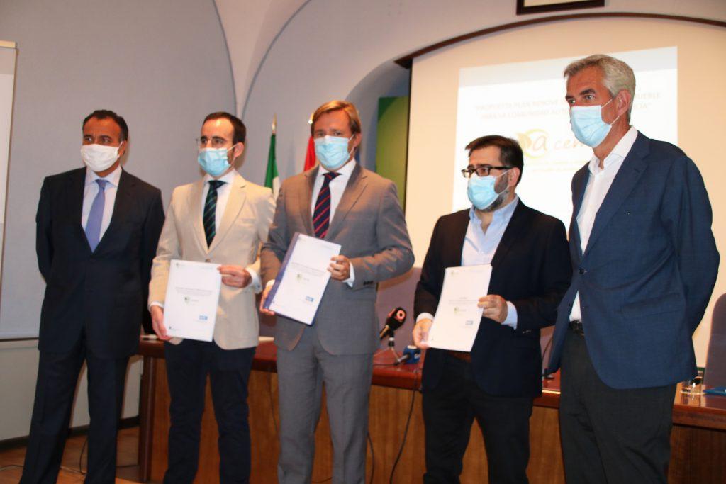 Presentación Plan Renove Mueble Andalucía